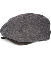 stetson men's newsboy cap