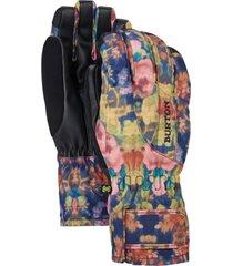 guante wb profile under glove multicolor burton