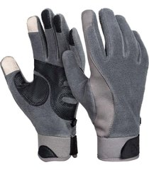 guantess unisex mildura gris doite