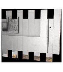 espelheira jb 4055 luxo perola móveis jb bechara branca