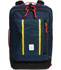 topo designs travel bag - blue