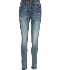 denim fraterni skinny jeans blå desigual