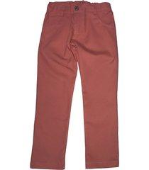 pantalon m pop color coral