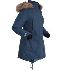 parka tecnico imbottito (blu) - bpc bonprix collection