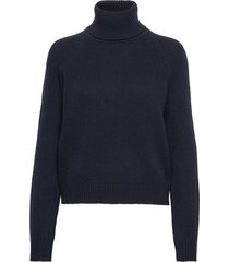 kathleen sweater turtleneck coltrui blauw filippa k