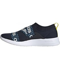 zapatilla azul adidas khoe adapt x