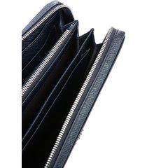 hugo boss designer men's bags, embossed leather continental men's wallet w/zip