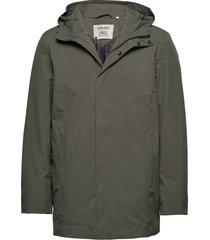 akabbot jacket parka jas groen anerkjendt