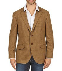 blazer hackett tweed wpane