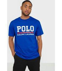 polo ralph lauren short sleeve t-shirt t-shirts & linnen pacific