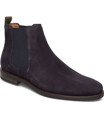 canyon shoes chelsea boots blå playboy footwear