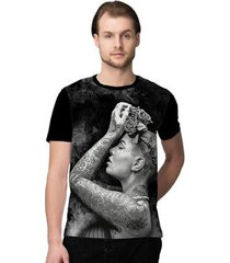 camiseta stompy arm ink masculino