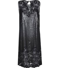 paco rabanne sleeveless lace dress