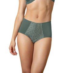 panty panty control suave verde lumar by leonisa 72221