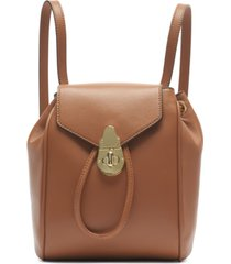calvin klein soft-lock convertible backpack/crossbody