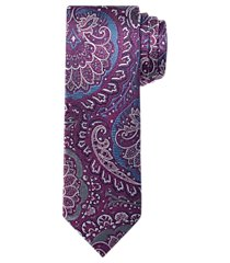 1905 collection paisley tie - long clearance