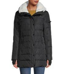 chelsea sherpa down coat