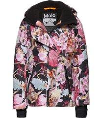 pearson outerwear snow/ski clothing snow/ski jacket roze molo