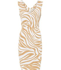abito a tubino (marrone) - bodyflirt boutique