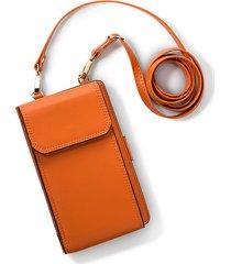 borse multifunzionali delle donne dei sacchetti del crossbody del raccoglitore delle borse del telefono delle borse multifunzionali da 5,5 pollici