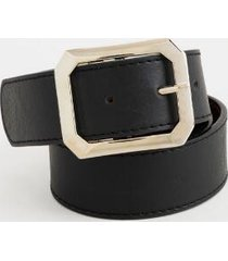 tori reversible belt - black