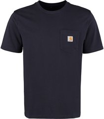 carhartt pocket cotton t-shirt