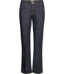 cecilia cover jeans jeans wijde pijpen blauw mos mosh