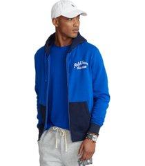 polo ralph lauren men's polo team fleece hoodie