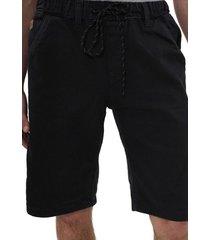 bermuda jeans negro gangster