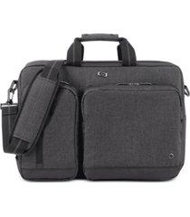 solo urban hybrid laptop briefcase