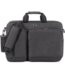 solo urban hybrid laptop briefcase