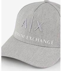 ax armani exchange men's ax logo hat