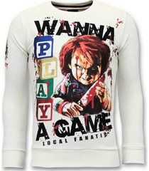 sweater local fanatic chucky childs play