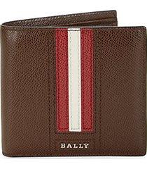 teisel leather bi-fold wallet
