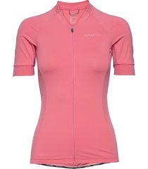 adv endur jersey w t-shirts & tops short-sleeved rosa craft