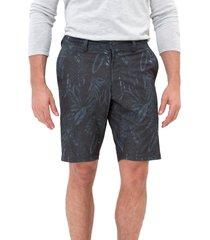men's 7 diamonds velocity hybrid shorts, size 40 - grey