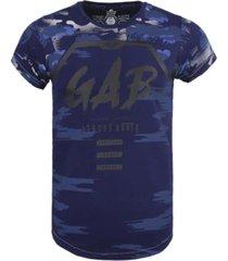 gabbiano donkerblauw t-shirt 7432