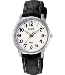 reloj casio ltp-1303l-7b-negro