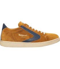 scarpe sneakers uomo camoscio tournament