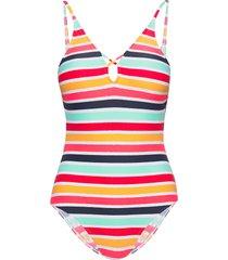 swimsuits baddräkt badkläder multi/mönstrad esprit bodywear women