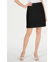 charter club pull-on skort, created for macy's