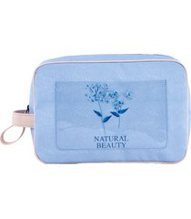 neceser grande azul natural beauty multicolor women secret 484507213tu
