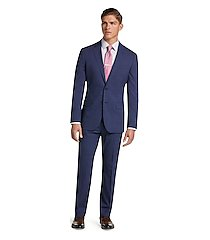 1905 collection tic weave slim fit men's suit with brrr°® comfort clearance by jos. a. bank