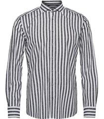 bs telford skjorta business grön bruun & stengade