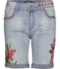 denim bonhai shorts denim shorts blå desigual