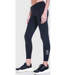 legging ngx long band kapital  negro - calce ajustado