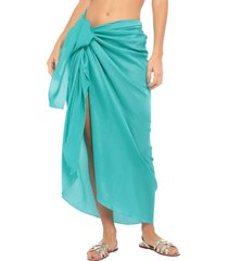 ermanno scervino beachwear sarongs