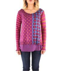 bb15/s crewneck blouse