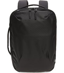 men's aer slim backpack - black