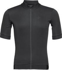 essence jersey t-shirts short-sleeved grijs craft